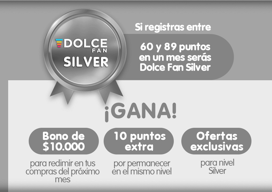 Dolce silver